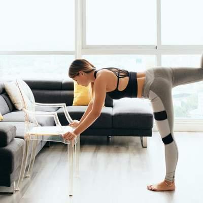 Приділи собі 30 хвилин: Аніта Луценко показала потужне тренування