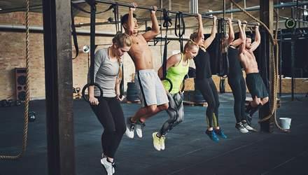 Тренировка кроссфит дома: упражнения для новичков и не только