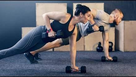 Старт к похудению: фитнес-эксперт показала силовую тренировку для новичков