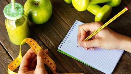 Як правильно худнути: фітнес-експертка назвала основні правила