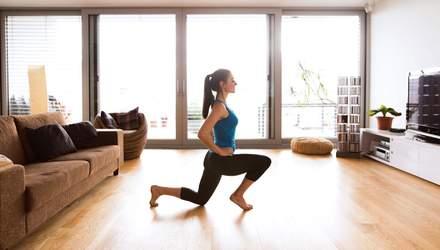 Экспресс-похудение в домашних условиях: мастер спорта показала способ
