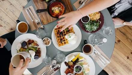 Яким повинен бути сніданок: конкретні приклади від дієтологині