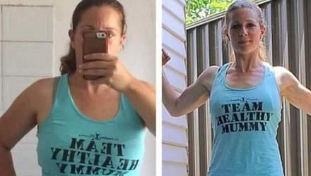 Отсутствие архивных снимков с детьми подтолкнуло женщину на похудение: фото ДО и ПОСЛЕ