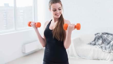 Силовая тренировка на верх тела: как ее делать в домашних условиях
