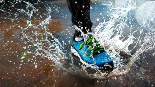 Бег под дождем: какая одежда и обувь нужна, чтобы не простыть
