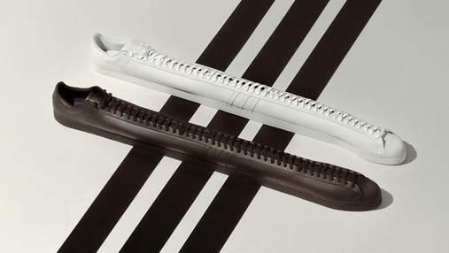 Репер Томмі Кеш і adidas Originals показали найдовші у світі кросівки