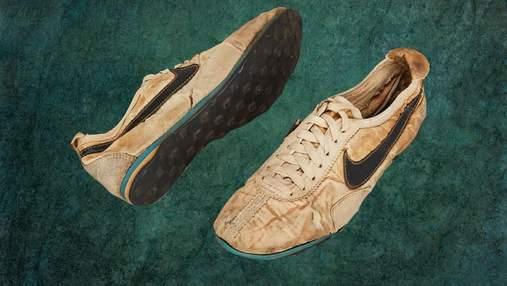Раритетні кросівки Nike виставили на аукціон: початкова вартість – 100 тисяч доларів