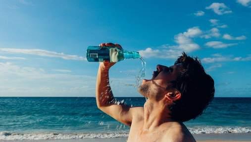 Скільки води потрібно пити під час тренування