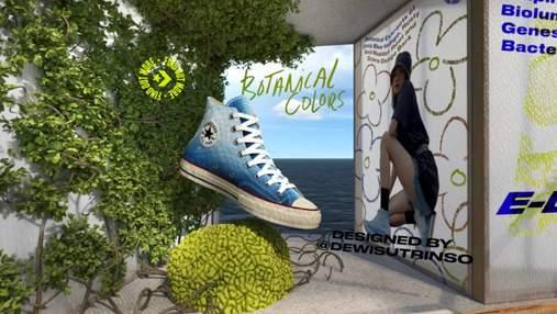 Бренд Converse открыл онлайн-магазин на острове из мусора в Тихом океане: почему это важно