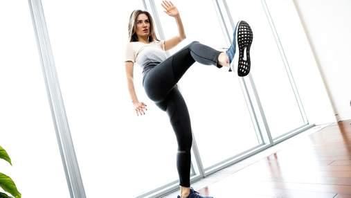 Випади зі скручуванням: як виконувати вправу, яка розвиває ноги, сідниці та прес – відео