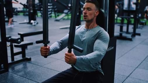 Кругове тренування у тренажерному залі: 5 вправ на все тіло, які пришвидшать результат – відео