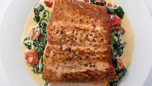Дієтичне рибне суфле: рецепт ідеальної вечері для тих, хто дотримується дієти