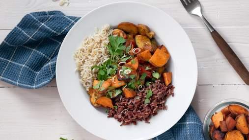 Як їсти і худнути за методом тарілки: дієтологиня показала на фото конкретні приклади порцій