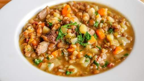 Просто та смачно: Аніта Луценко поділилася рецептом улюбленого супу
