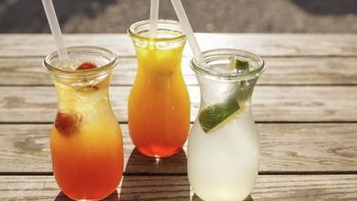 Освіжаючі лимонади для спекотного літа: з чого та як їх приготувати вдома