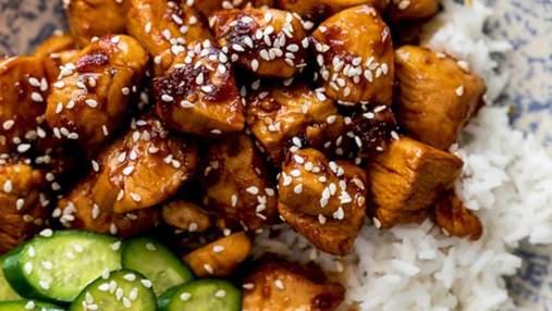 Індичка в соусі теріякі: як приготувати особливий обід нашвидкуруч – відео