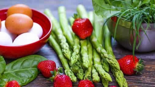 Правильне харчування: як його урізноманітнити