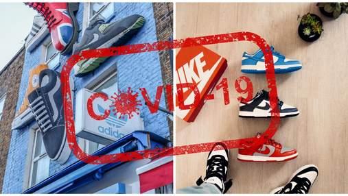 Изделий Nike и Adidas станет меньше: новая волна COVID-19 атакует азиатский регион