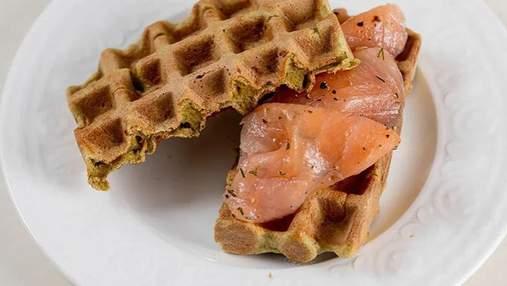 Кабачковые вафли: оригинальный рецепт вкусного перекуса