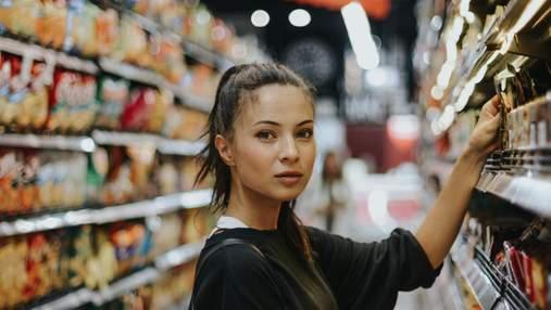 Як обирати лише корисні продукти в магазині: поради нутриціологині