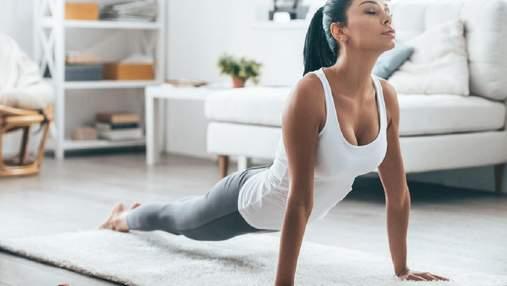 Міцний тил: 8 ефективних вправ для укріплення м'язів спини