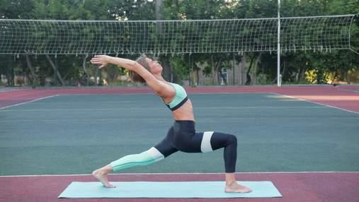 Силове навантаження для всього тіла: що таке ізометричні вправи і як їх виконувати